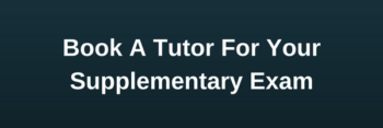 Supplementary Exam Tutor
